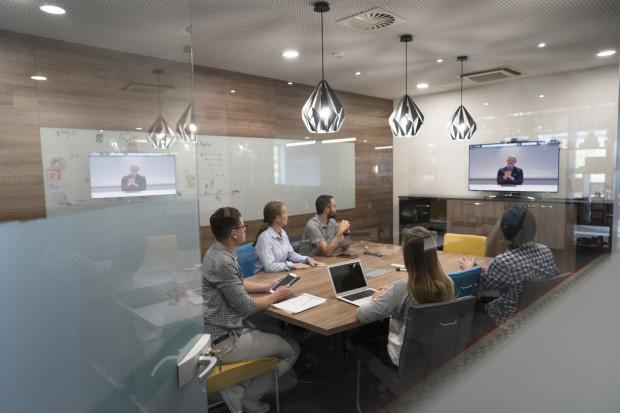 Gdańska firma Sevenet stworzyła jeden z najnowocześniejszych systemów wideokonferencji w Europie Środkowej.