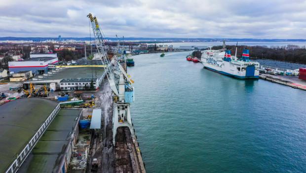 W ciągu ubiegłego roku kontrahenci Portu Gdańsk przeładowali 9 mln ton towarów więcej niż w 2017 r.