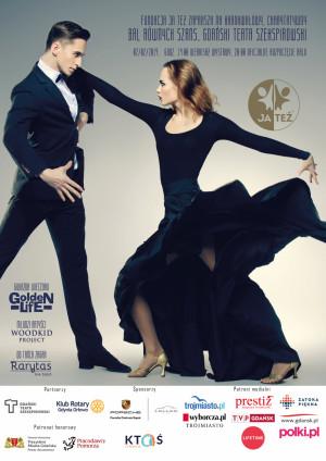 Bal Równych Szans odbędzie się 2 lutego w Teatrze Szekspirowskim.
