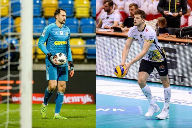 Od lewej: Pavels Steinbors i Piotr Nowakowski