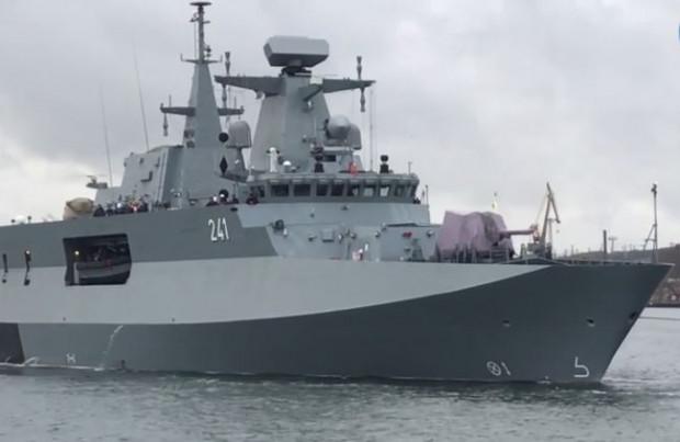 Ślązak ma wejść do służby do końca marca tego roku. Okręt powstaje w PGZ Stoczni Wojennej (dawnej Stoczni Marynarki Wojennej).