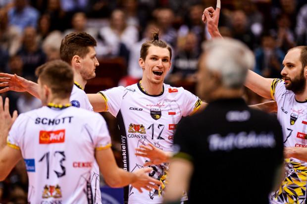 Maciej Muzaj może być zadowolony z występu w Lidze Mistrzów. Ważne, aby dobrą formę przełożył na spotkania PlusLigi.