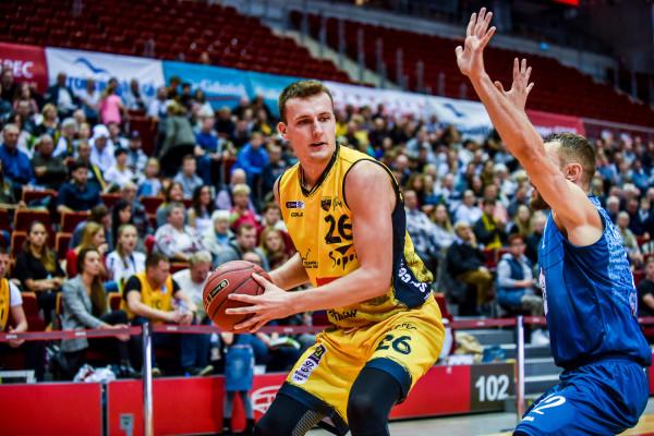 Damian Jeszke zagra w sobotę przeciwko drużynie, w której spędził cztery lata kariery.