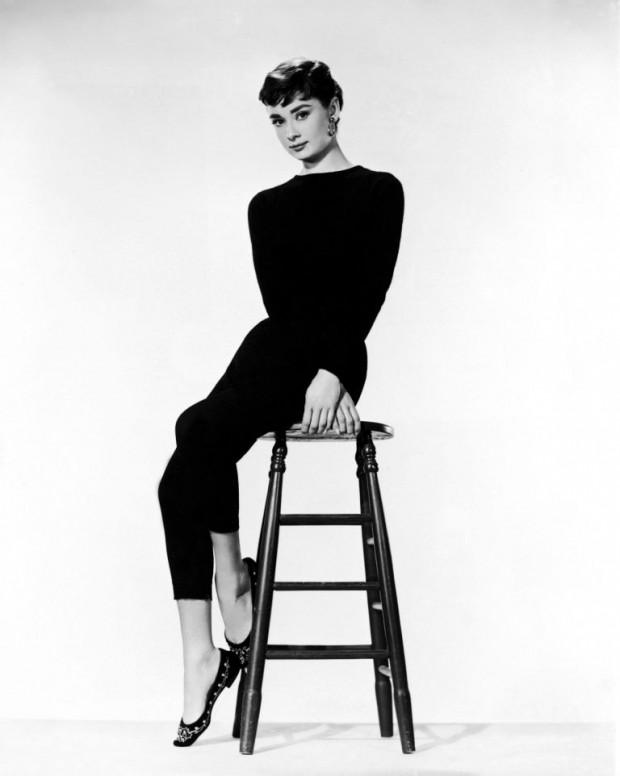 Audrey Hepburn, rok 1956