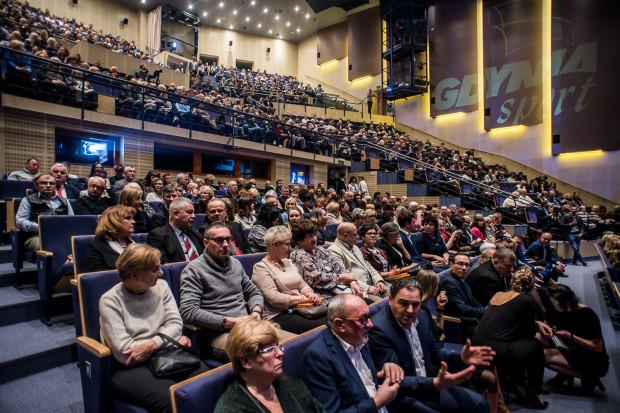 Wypełniona po brzegi widownia Dużej Sceny Teatru Muzycznego w Gdyni to wciąż norma. Widownia tej sceny w 2018 roku zapełniona była średnio w 96 proc. Oznacza to, że przeszło 1020 miejsc było zajętych na każdym ze 171 granych na tej scenie w ubiegłym roku spektakli.