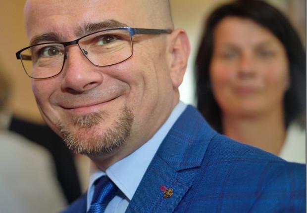 Marek Skiba jest kandydatem na prezydenta Gdańska z ramienia KWW Odpowiedzialni - Gdańsk.