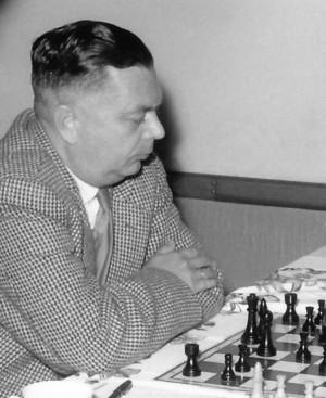Herbert Suckau, lider środowiska szachowego w przedwojennym Gdańsku.