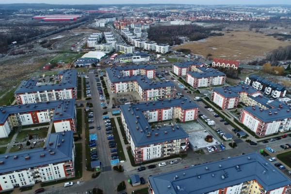 Tereny Borkowa i Kowal. Tutejsi mieszkańcy żyją w mieście, na wsi, czy może w obszarze metropolitalnym?