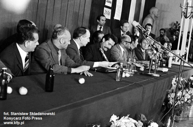 Zaginęły oba oryginalne dokumenty, które 31 sierpnia 1980 roku podpisano między Międzyzakładowym Komitetem Strajkowym a stroną rządową w sali BHP Stoczni Gdańskiej.