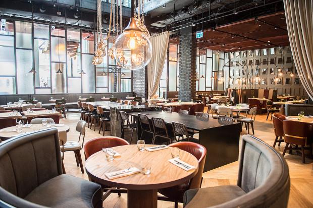 W kolejnej części cyklu pokazujemy naprawdę nietuzinkowe restauracje w Trójmieście. Na zdjęciu: Dancing Anchor w Gdańsku.