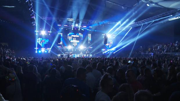 Tłumy w Gdynia Arena.