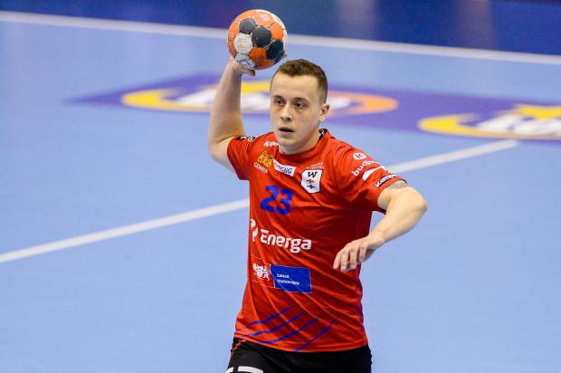 Adrian Kondratiuk był jedynym jasnym punktem zespołu Wybrzeża w meczu ze Stalą.