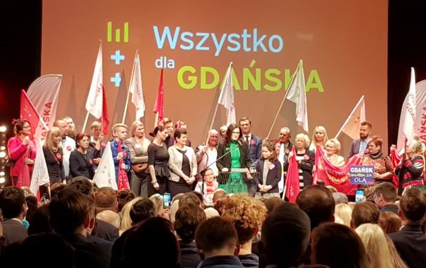 Sondaż Trojmiasto.pl wskazuje, że to Aleksandra Dulkiewicz będzie nowym prezydentem Gdańska.