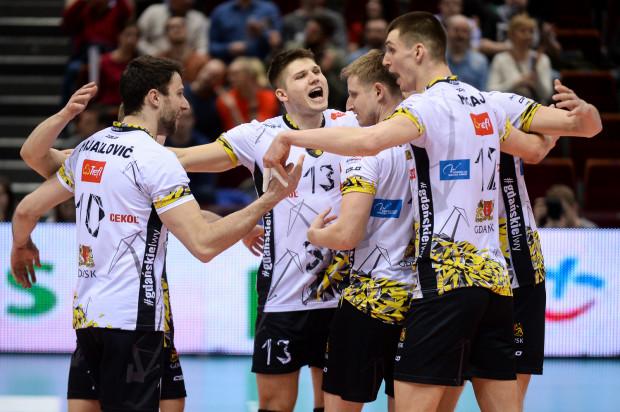 Siatkarze Trefla Gdańsk wreszcie mogą cieszyć się ze zwycięstwa z jednym z faworytów PlusLigi.
