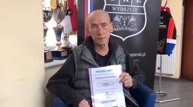 Zenon Plech zachęca by zakupić karnet na mecze żużlowców i podarować go potrzebującym dzieciom. Klub zadba natomiast o dodatkowe atrakcje dla nich.