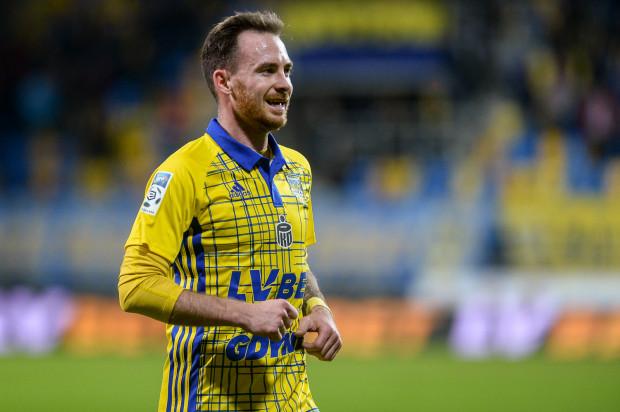 Michał Janota był jednym z pięciu piłkarzy Arki Gdynia, dla których w zimowym oknie transferowym napłynęły oferty. Klub nie przyjął żadnej.