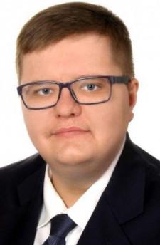 Marcin Mickun uzyskał najlepszy wynik w Gdańsku.
