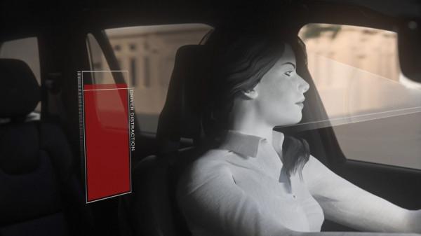 Kamera i czujniki w samochodach Volvo będą wykrywać m.in., czy kierowca jest pod wpływem środków odurzających.