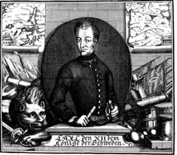 Król Szwecji Karol XII, początkowy zwycięzca, ale ostatecznie wielki przegrany wojny północnej.