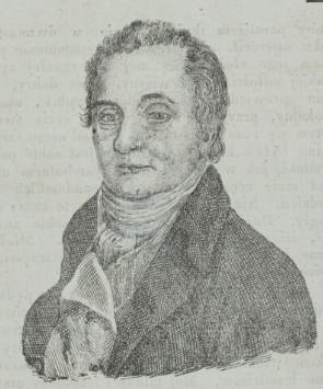 Portret Józefa Wybickiego