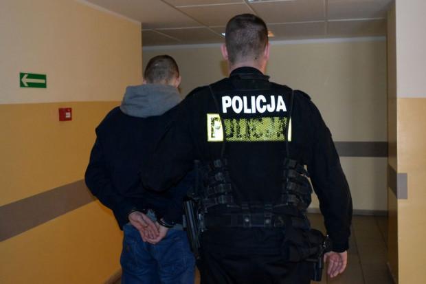 32-latek był już wcześniej karany, siedział też w więzieniu.