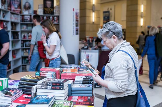 Dziś ostatnia szansa na udział w święcie literatury w Gdańsku - Targi Książki trwają jeszcze dziś do 17.