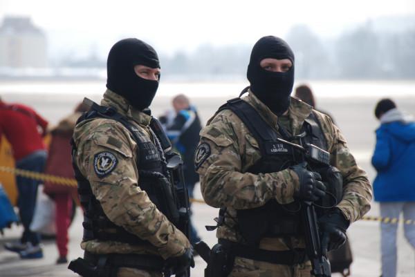 To już szósta w tym roku interwencja strażników granicznych na pokładzie samolotu w Rębiechowie.