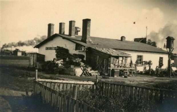 Kawiarnia i jadłodajnia w Gdyni. Ok. 1930 r. Ze zbiorów Muzeum Miasta Gdyni.