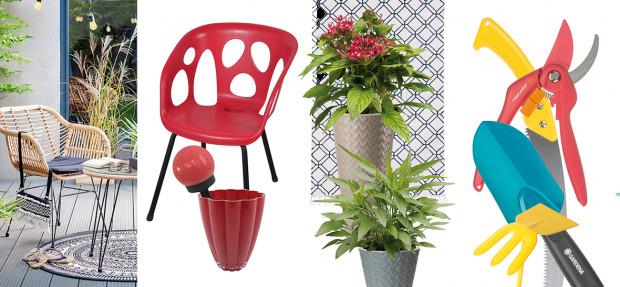 Wiosna to idealny czas na prace w ogródku czy na tarasie.