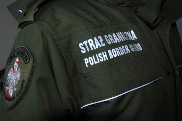 Wzorowy funkcjonariusz pełni na co dzień służbę w placówce Straży Granicznej w Gdańsku.