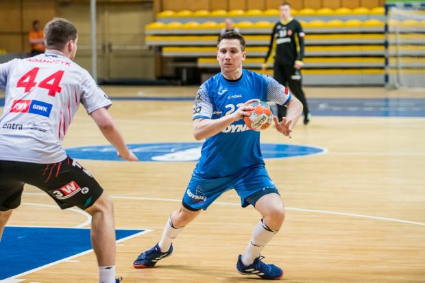 Rafał Rychlewski był najskuteczniejszy w barwach Arki w ostatnim meczu sezonu zasadniczego.