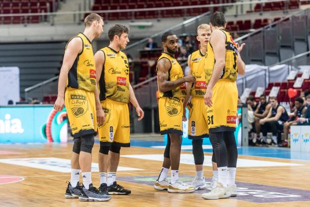 Nie tak kibice Trefla Sopot wyobrażali sobie sobotnie popołudnie. Po porażce w Lublinie, podopieczni Marcina Stefańskiego praktycznie pożegnali się z fazą play-off.
