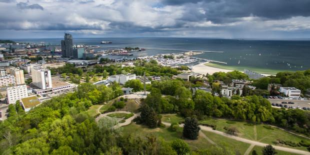 Spacer odbędzie się w nadmorskim śródmieściu Gdyni.