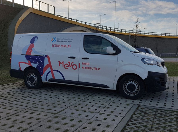 By Mevo działało sprawnie, w Trójmieście musi się pojawić więcej takich aut serwisowych.