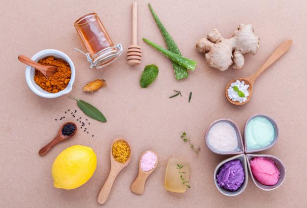 Szczególnie naturalne składniki mają najlepsze działanie dla naszej skóry.