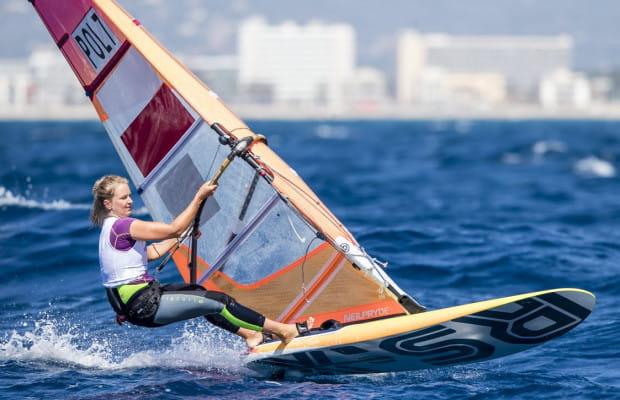 Maja Dziarnowska zajęła czwarte miejsce w mistrzostwach Europy w klasie RX:S. Powtórzyła swoje najlepsze osiągnięcie w tej rangi regatach sprzed czterech lat.