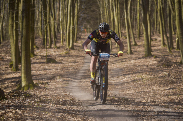 Druga edycja wiosennego cyklu Garmin MTB Series odbyła się w Kolbudach.