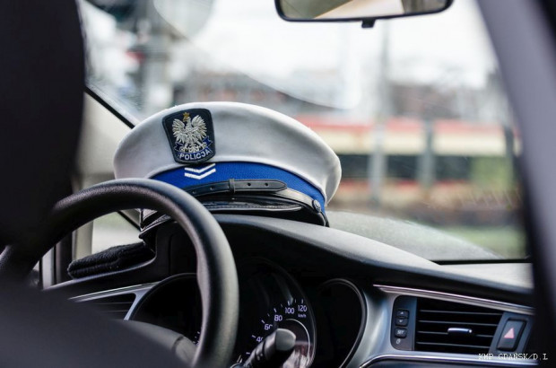 29-latka zatrzymali policjanci z gdańskiej drogówki.