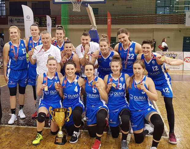 Koszykarki AZS Uniwersytetu Gdańskiego w kolejnym sezonie  zagrają w Energa Basket Lidze Kobiet.