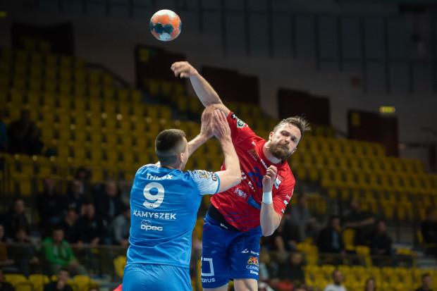 Mateusz Wróbel zdobył siedem bramek i został wybrany MVP spotkania w zespole Energi Wybrzeża Gdańsk.