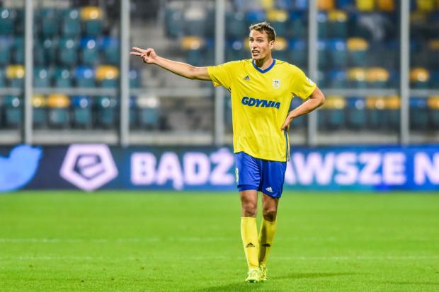 Frederik Helstrup zabrał 2 punkty Wiśle Płock i sprawił, że Arka Gdynia może zapewnić sobie utrzymanie w dwóch najbliższych kolejkach, w których zagra u siebie.
