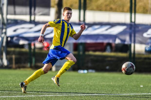 Norbert Hołtyn w IV lidze w tym sezonie strzelił 27 goli. Czy na finiszu ekstraklasy otrzyma możliwość debiut w pierwszej drużynie, w której wszyscy napastnicy są kontuzjowani?