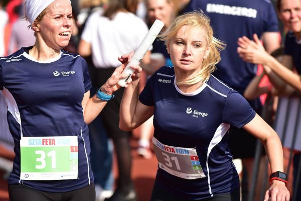 Wyścig sztafetowy dla firm odbędzie się 25 maja w Gdańsku.