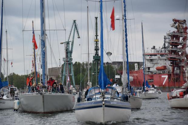 Otwarcie sezonu żeglarskiego w Gdańsku