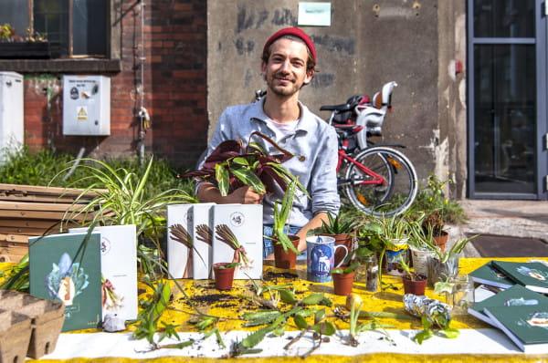 Gdański Targ Roślinny to okazja do wymiany lub zakupu roślin. Kolejna edycja odbędzie się w niedzielę na Ulicy Elektryków.