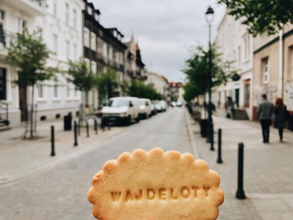 Ciasteczka z nazwami wrzeszczańskich ulic można będzie kupić m.in. na pikniku w Garnizonie w ramach Nocy Wrzeszcza.