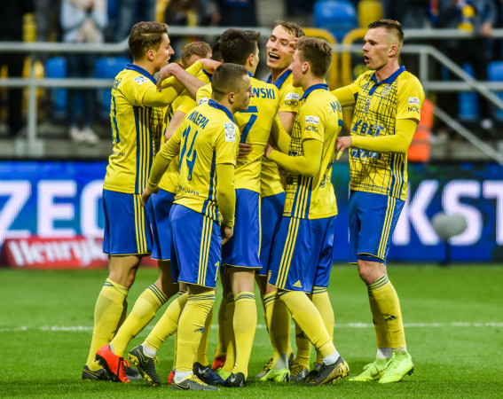 Piłkarze Arki Gdynia w tegorocznej rundzie finałowej zdobyli więcej punktów niż w dwóch poprzednich razem wziętych.