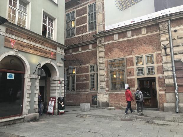 Strefa Historyczna Wolne Miasto Gdańsk oraz Muzeum Narodowe w Gdańsku - tutaj można było wejść bez problemów i bez kolejek.