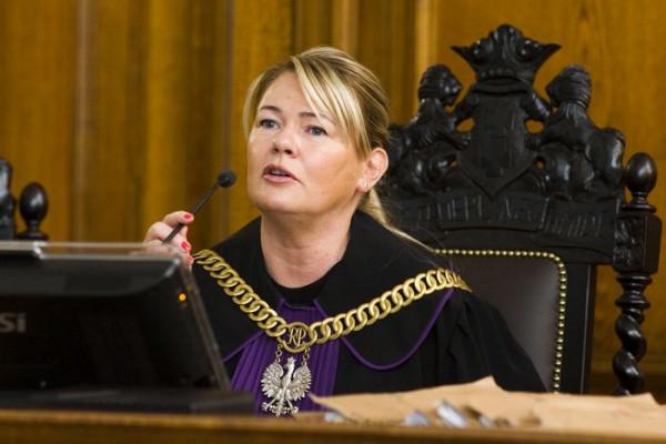 Sędzia Lidia Jedynak wydała wyrok ws. afery Amber Gold, przeciwko Marcinowi i Katarzynie P.