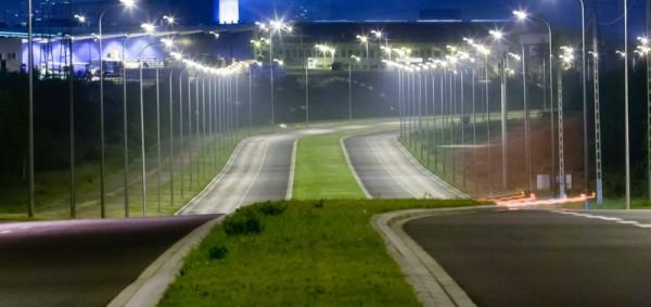 Na gdańskich ulicach pojawiają się ledowe latarnie.